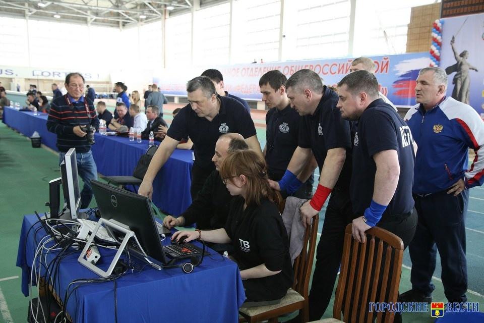 Функция VAR на первенстве России по рукопашному бою