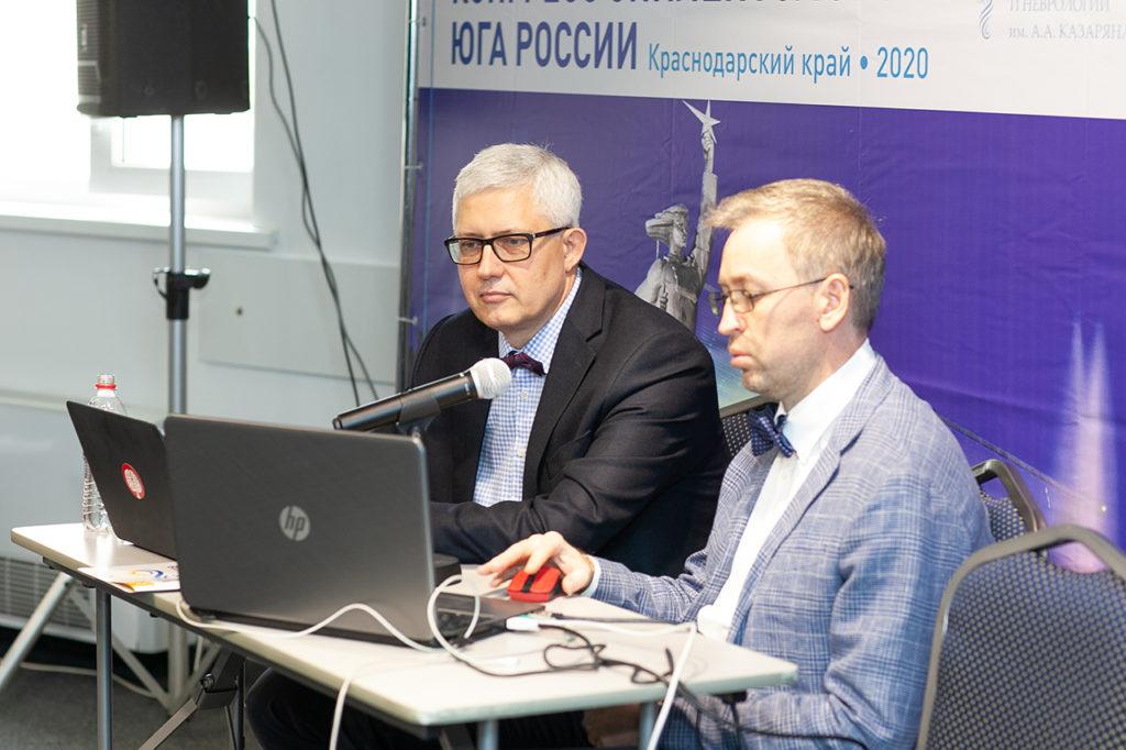 Webcast Master обеспечивал интернет-трансляцию конгресса эпилептологов Юга России в г. Краснодаре